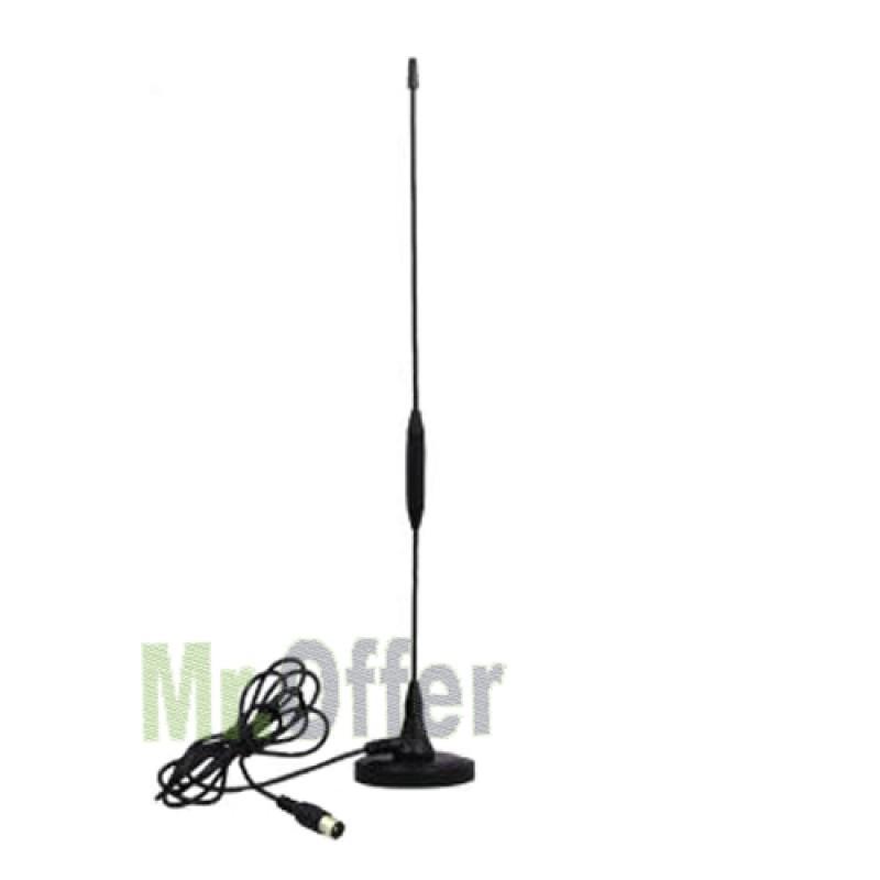 Antenna per tv con digitale terrestre dvb t 6 db 174 230 - Cavo antenna tv piatto per porta finestra ...