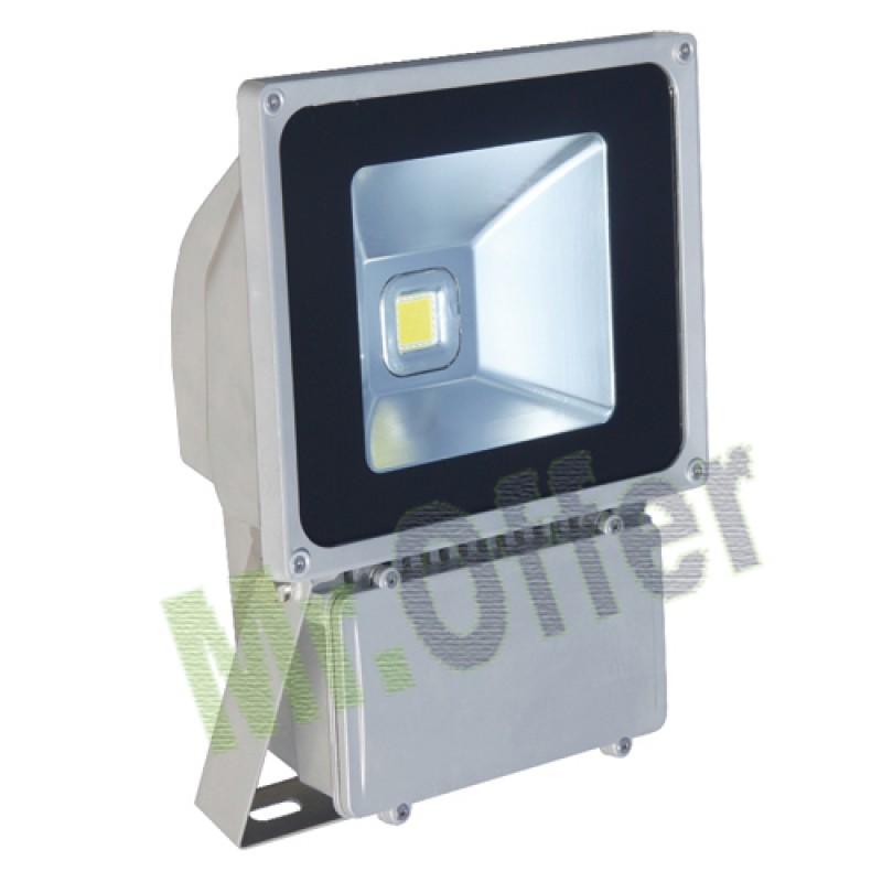 Faro 2 led 100W da esterno fari con luce bianca faretti lampada lampade faretto