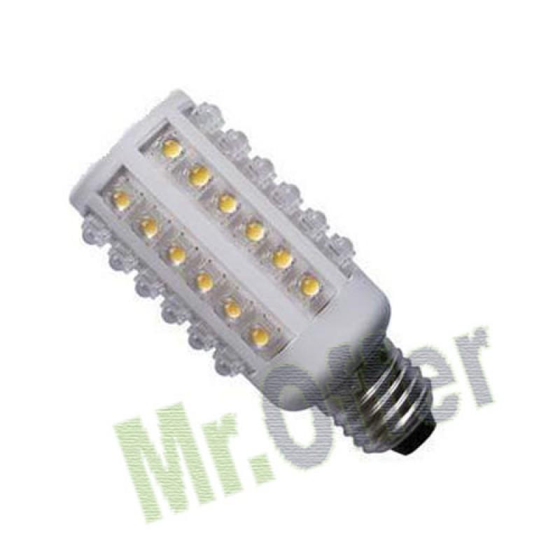 Lampadina 36 led 5 watt a basso consumo lampadine 36 led a for Risparmio energetico led