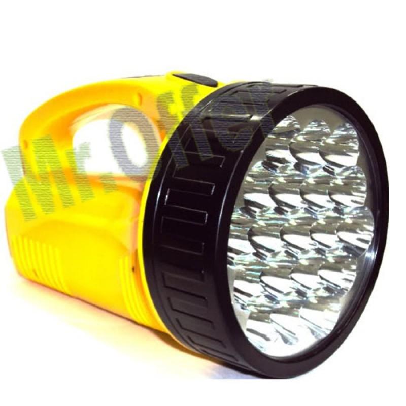 Torcia 19 led ricaricabile lampada d 39 emergenza lampade di for Lampada di emergenza a led