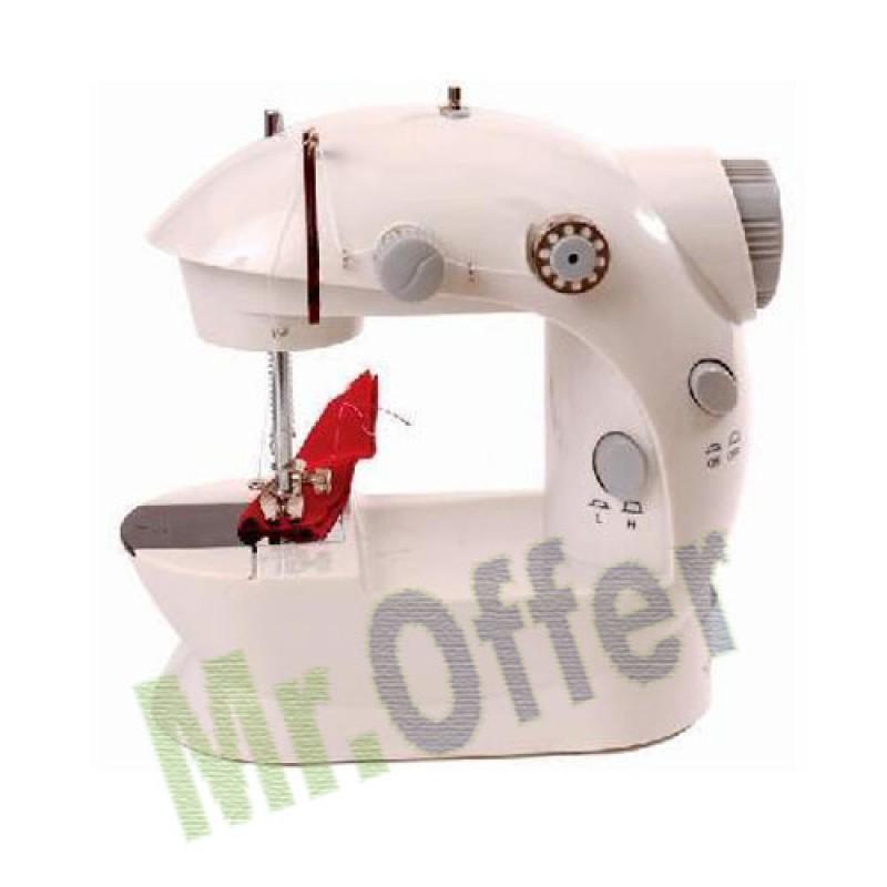 mini macchina da cucire portatile 4 in 1 piccola cucitrice