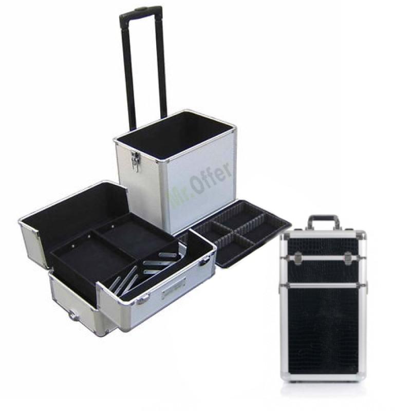 Trolley trucco make up professionale per estetiste - Porta trucchi professionale ...