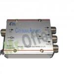 Amplificatore sdoppiatore di segnale tv da 1 a 4 uscite
