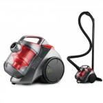 Aspirapolvere ciclonico 800w e una scopa elettrica senza sacco, aspirapolveri ciclonici e pulitrici senza sacchetto