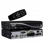 Decoder satellitare dreambox DM 500-S, ricevitore satellitare per TV dream multimedia