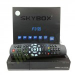 Decoder satellitare skybox openbox inetbox F3s, ricevitore satellitare Full HD linux wifi per TV