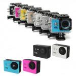 Fotocamera digitale subacquea HD 720p, macchina fotografica impermeabile per foto e video sott'acqua