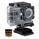 Fotocamera digitale subacquea full hd 1080p, macchina fotografica impermeabile per foto e video sott'acqua