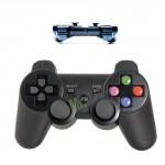 Joypad wireless con vibrazione per console PlayStation, joystick controller senza fili per videogiochi ps3