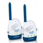 kit interfono senza fili per bambini, audio baby monitor wireless per la sicurezza dei neonati