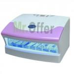 Lampada UV 54watt 2 mani per ricostruzione unghie, fornetto unghie led con timer e ventola