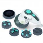 Massaggiatore elettrico anticellulite professionale, massaggiatori elettrici per gambe, pancia e glutei