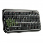 Mini Tastiera bluetooth wireless Qwerty per telefoni cellulari Iphone, Ipad, Ps3 e Pc, tastiere senza fili