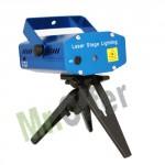 Mini lampada proiettore laser professionale effetto luci, lampade con luce per balere, discoteca e disco pub