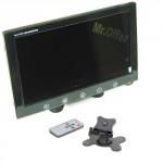 Monitor tv 9 pollici per telecamera di retromarcia di auto e camper, monitor a colori per kit di videosorveglianza