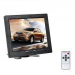 """Monitor led 8"""" VGA per telecamere retromarcia, monitor colori per telecamera di videosorveglianza"""