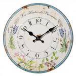 Orologi da parete per arredamenti provenzali, orologio ideale per arredare la vostra casa in stile shabby chic