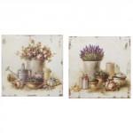 Quadri provenzali shabby chic, quadro su tela ideale per la cucina della vostra casa in stile provenzale