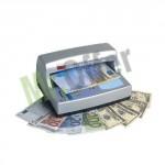 Rilevatore di banconote contraffatte, carte di credito e assegni falsi