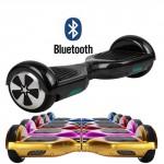 Scooter Monopattino Elettrico Bilanciato con sistema giroscopico, Skateboard elettrico bluetooth a 2 ruote