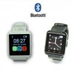 Orologio da polso bluetooth per telefono cellulare e smartphone, smartwatch u8 per telefoni cellulari iphone