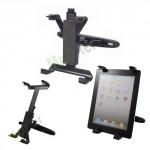 Supporto universale poggiatesta auto per iPad e tablet, supporti universali per pc portatili