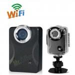 Fotocamera digitale subacquea WI-FI, macchina fotografica wifi impermeabile antiurto per foto e video sott'acqua