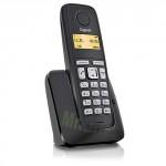 Telefono cordless senza fili Gigaset  A120 con display retroilluminato per centralini telefonici