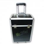 Trolley trucco make up professionale per estetiste e truccatori, valigette porta trucchi professionali