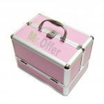 Valigetta trucchi professionali per estetiste e truccatori, valigette borsa porta trucco