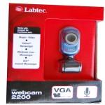 Webcam labtec USB 640 x 480