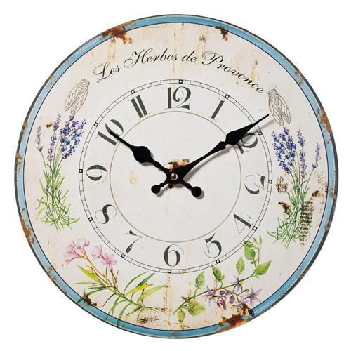 Barattolo ceramica provenzale shabby chic barattoli per la cucina della tua casa ebay - Porta orologi ikea ...